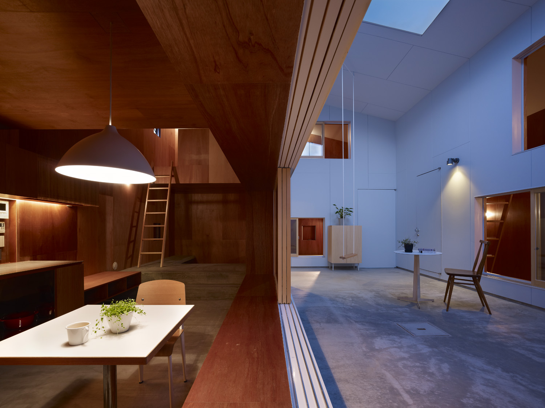 藍住町T様邸ーSuppose design office:谷尻誠